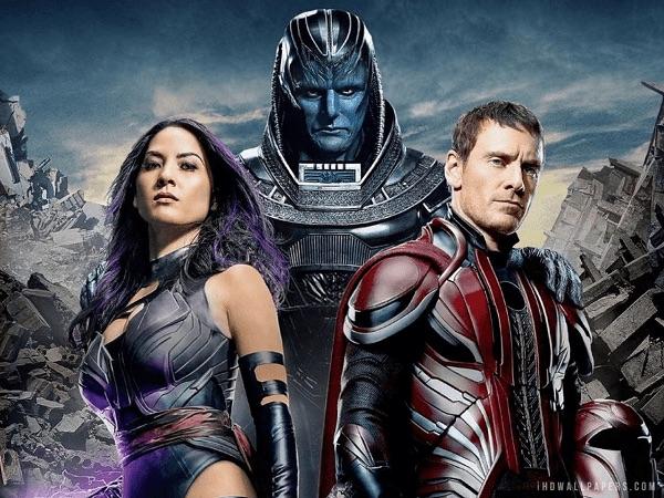 10 Фантастические Обои из X-Men апокалипсиса - Изображение 3 - Профессор falken.com