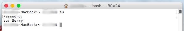 मैक ओएस एक्स में उपयोगकर्ता रूट को सक्रिय करने के लिए कैसे - छवि 4 - प्रोफेसर-falken.com