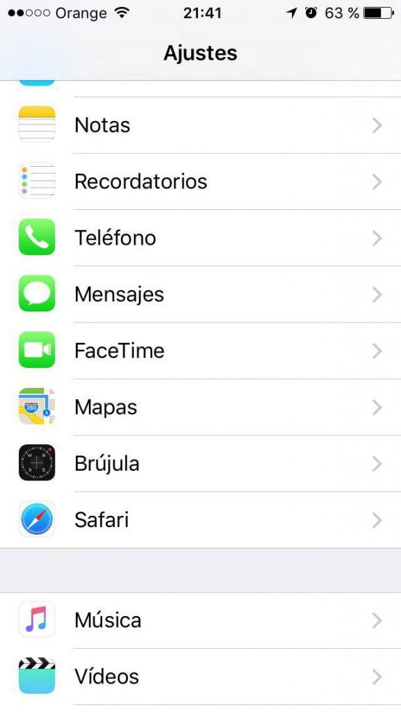Como borrar el historial, la cache y las cookies, y navegar de forma privada en Safari en el iPhone - 图像 2 - 教授-falken.com