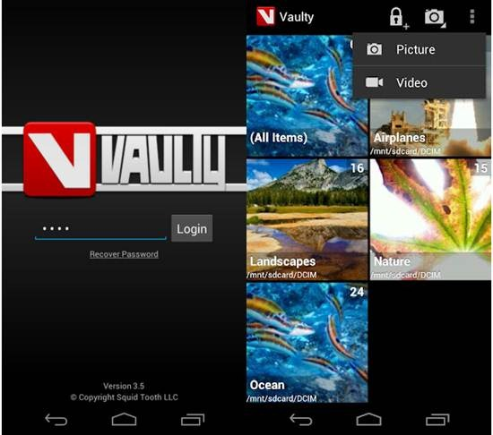 Cómo esconder tus fotos en Android - Image 4 - professor-falken.com