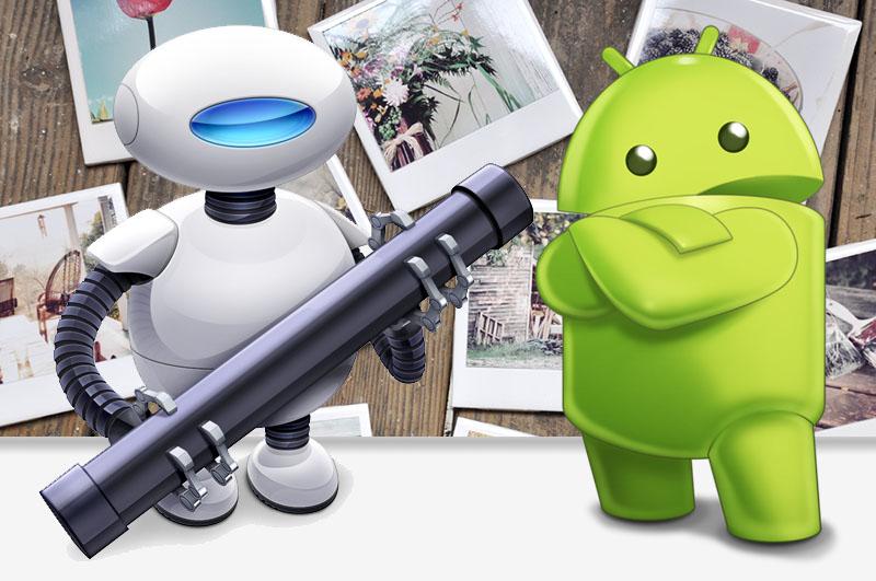 自動的にあなたの Mac のアプリケーションの写真にあなたの Android から写真をインポートする方法 - 教授-falken.com