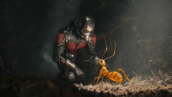 10 grandi sfondi di un altro dei supereroi Marvel, Ant-Man - Immagine 3 - Professor-falken.com
