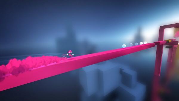Chameleon Run, un corridore molto visivo piattaforma - Immagine 3 - Professor-falken.com