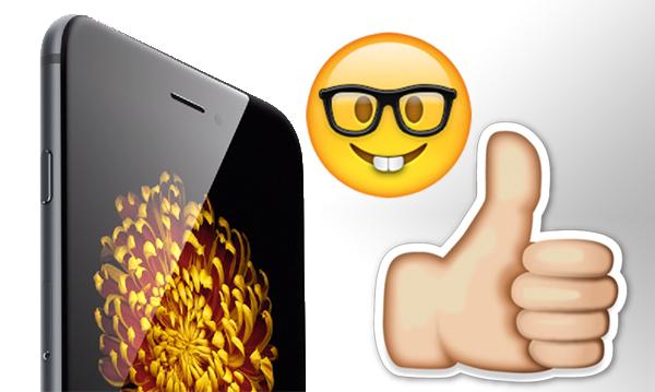 Как добавить смайликов или emojis клавиатуры вашего iPhone - Профессор falken.com