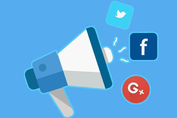 Cómo compartir una dirección URL en Facebook, Twitter y Google+ - professor-falken.com