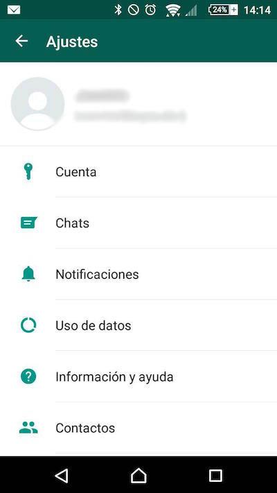 Как настроить WhatsApp Скачиваний избежать потребления вашу скорость передачи данных - Изображение 2 - Профессор falken.com