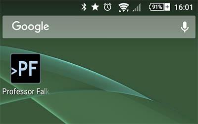 So löschen Sie Ihre letzten Suchanfragen bei Google auf Ihrem Android Handy - Bild 1 - Prof.-falken.com