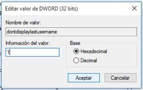 Windows बनाने के लिए कैसे 10 te solicite el usuario y la contraseña en cada inicio - छवि 3 - प्रोफेसर-falken.com