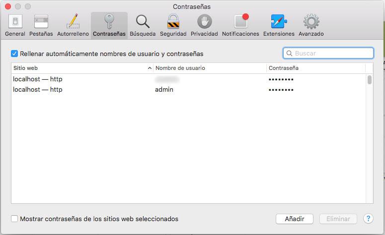 सफारी में दौरा किया वेबसाइटों के सहेजे गए पासवर्ड को देखने के लिए कैसे - छवि 2 - प्रोफेसर-falken.com