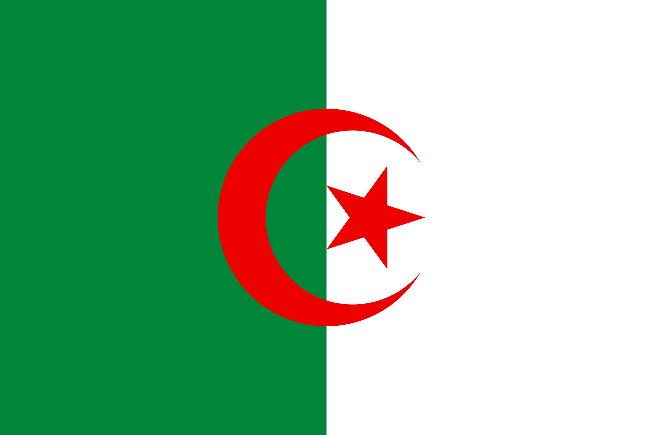 argelia, país, emblema, insignia, シンボル - HD の壁紙 - 教授-falken.com