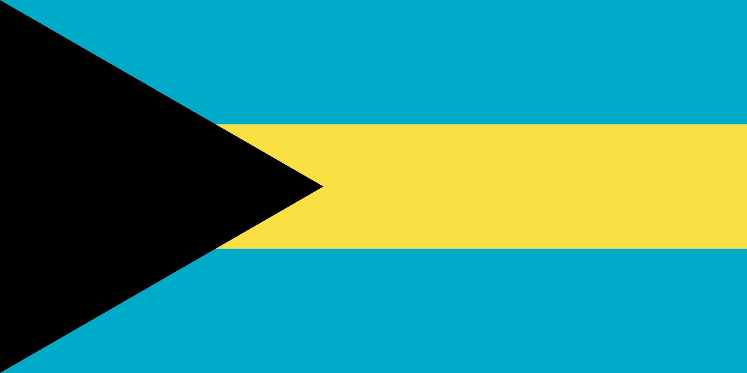 Bahamas, país, Brasão de armas, logotipo, símbolo - Papéis de parede HD - Professor-falken.com