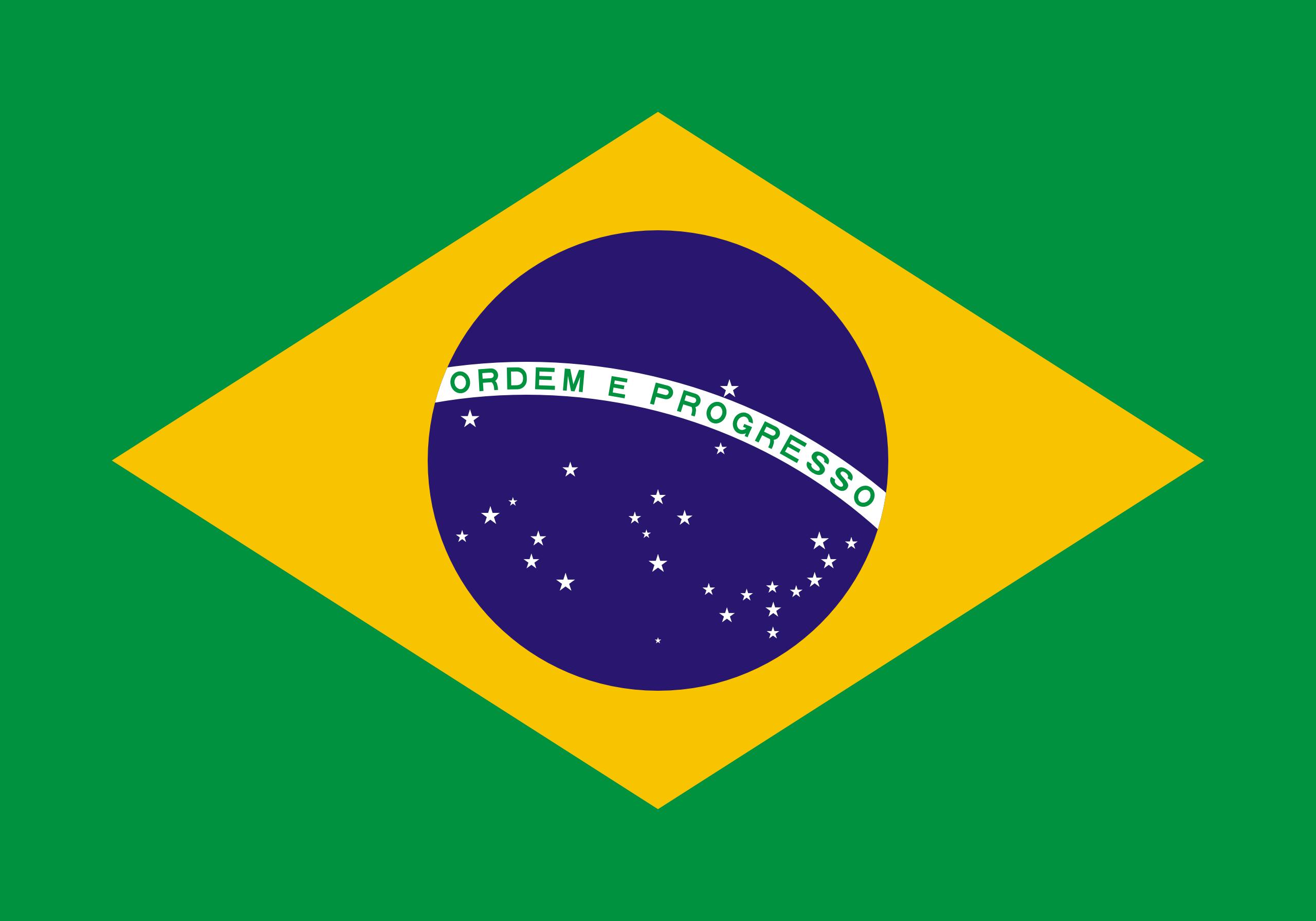 Brésil, pays, emblème, logo, symbole - Fonds d'écran HD - Professor-falken.com