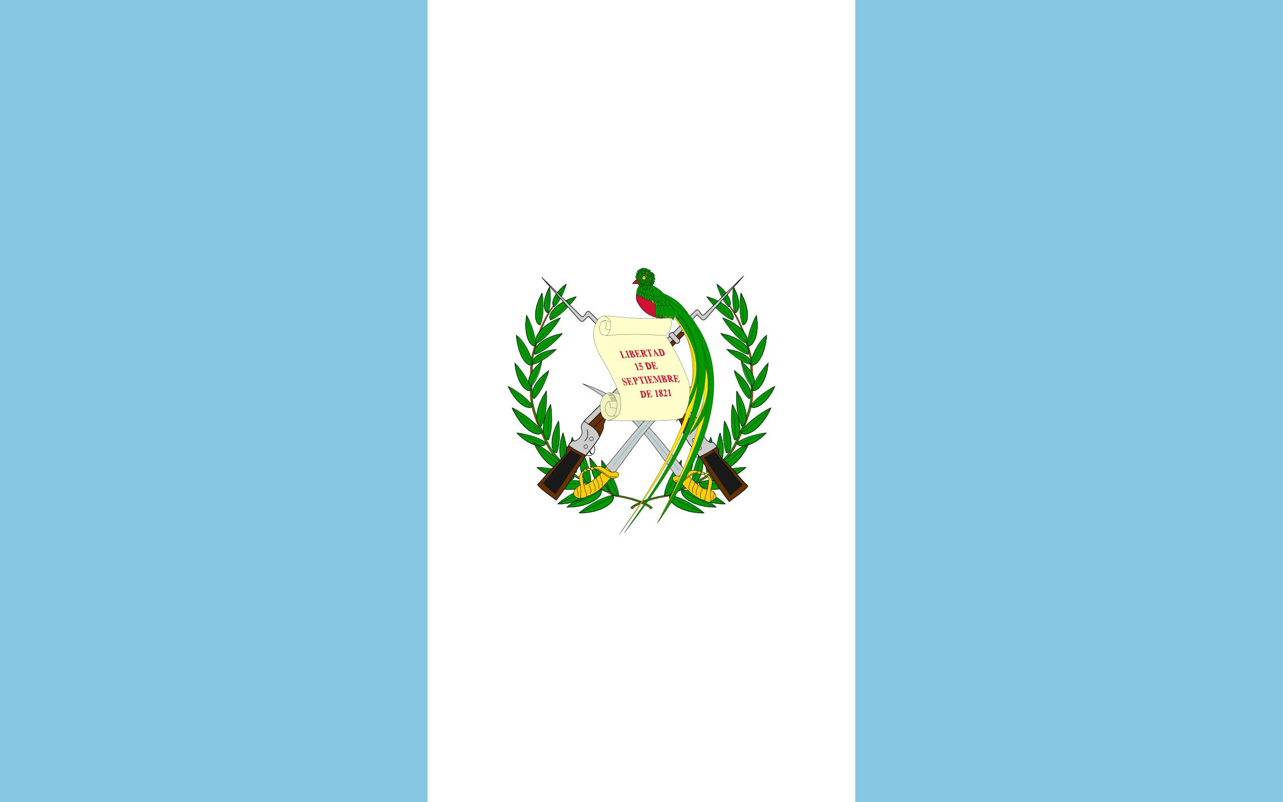 guatemala, Land, Emblem, Logo, Symbol - Wallpaper HD - Prof.-falken.com