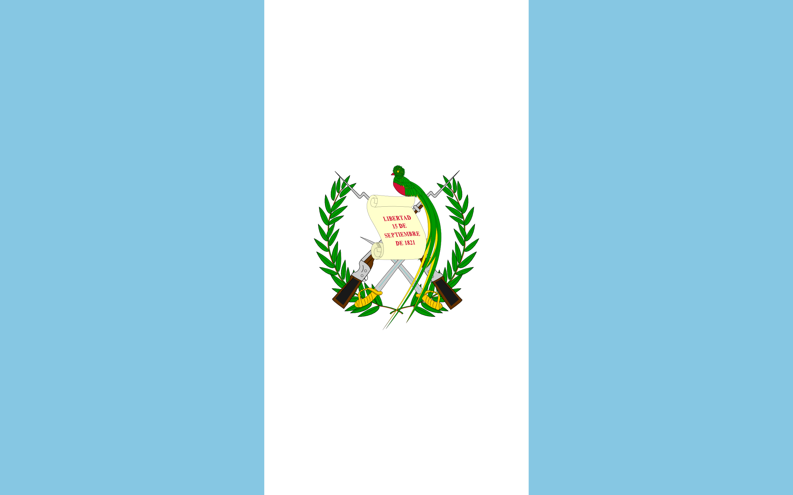guatemala, 国家, 会徽, 徽标, 符号 - 高清壁纸 - 教授-falken.com