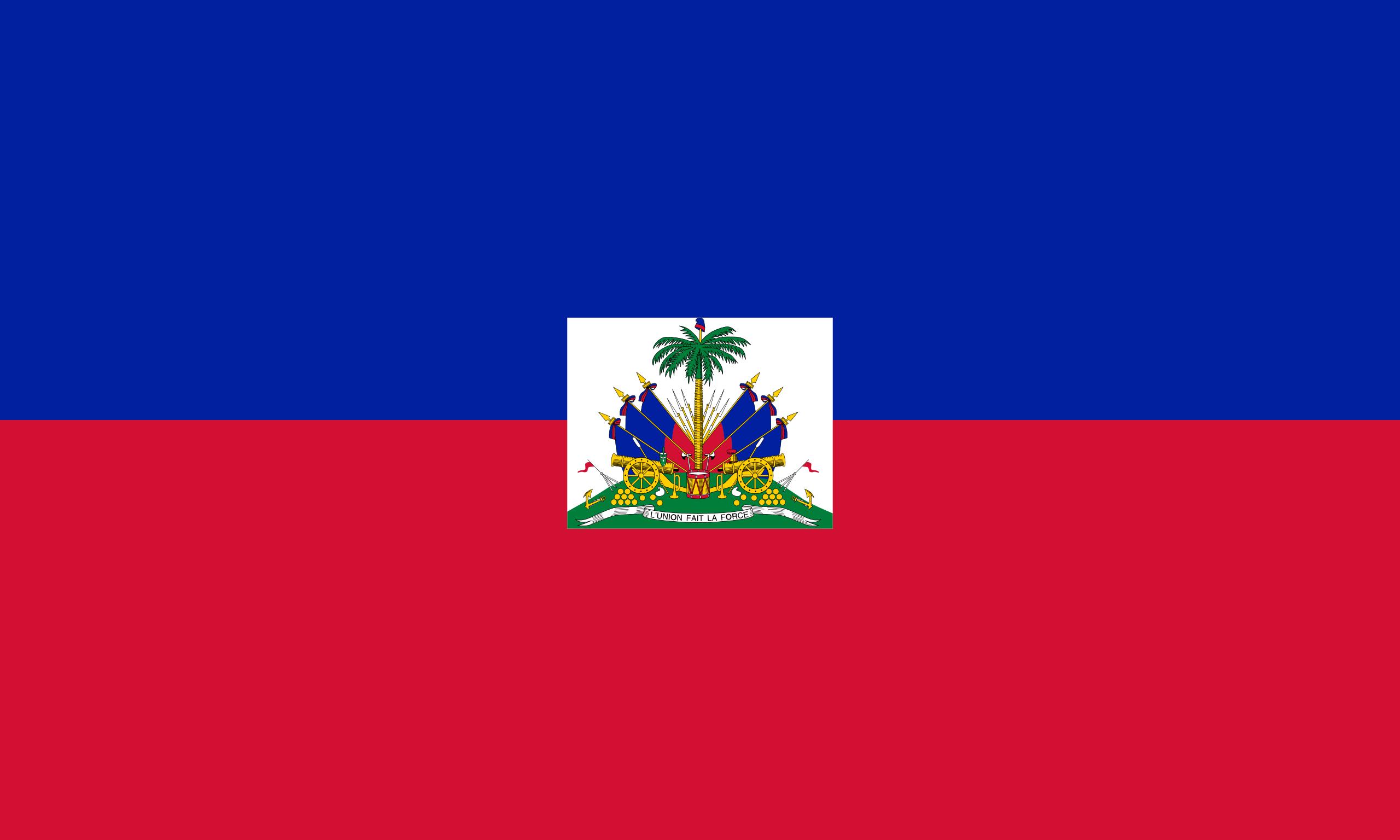 haití, país, emblema, insignia, シンボル - HD の壁紙 - 教授-falken.com