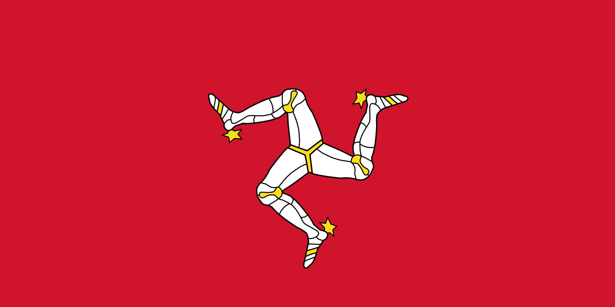 isla de man, país, emblema, insignia, シンボル - HD の壁紙 - 教授-falken.com