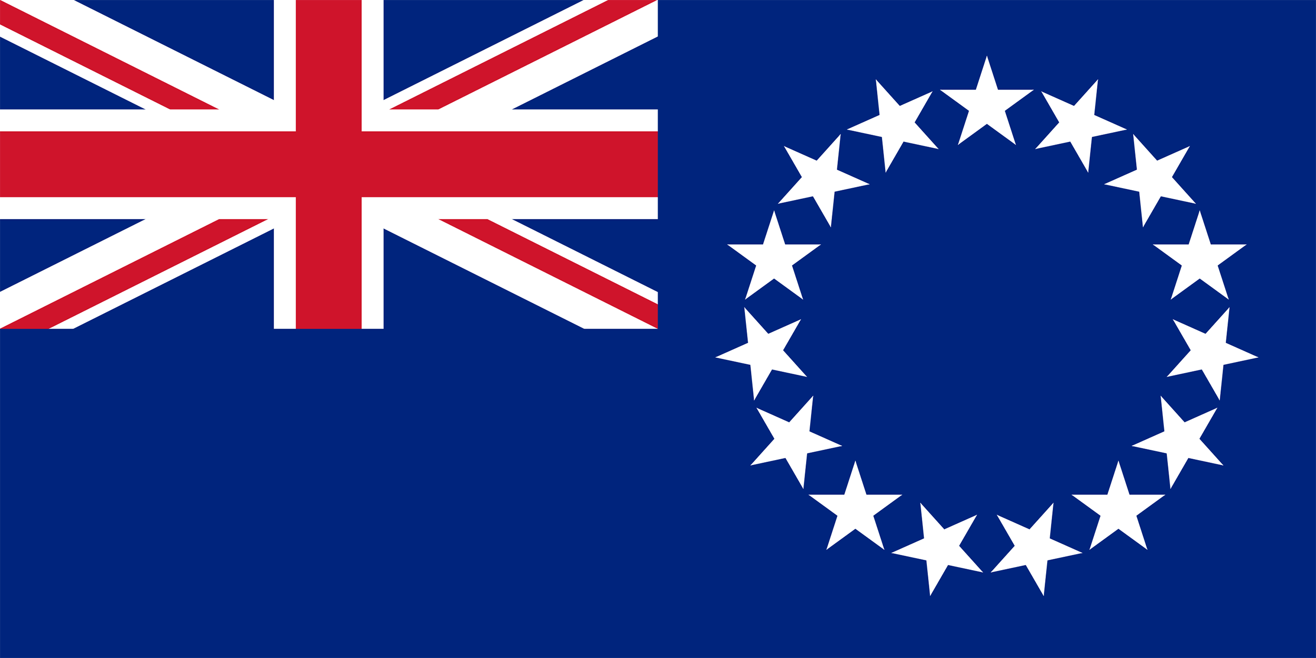 islas cook, paese, emblema, logo, simbolo - Sfondi HD - Professor-falken.com