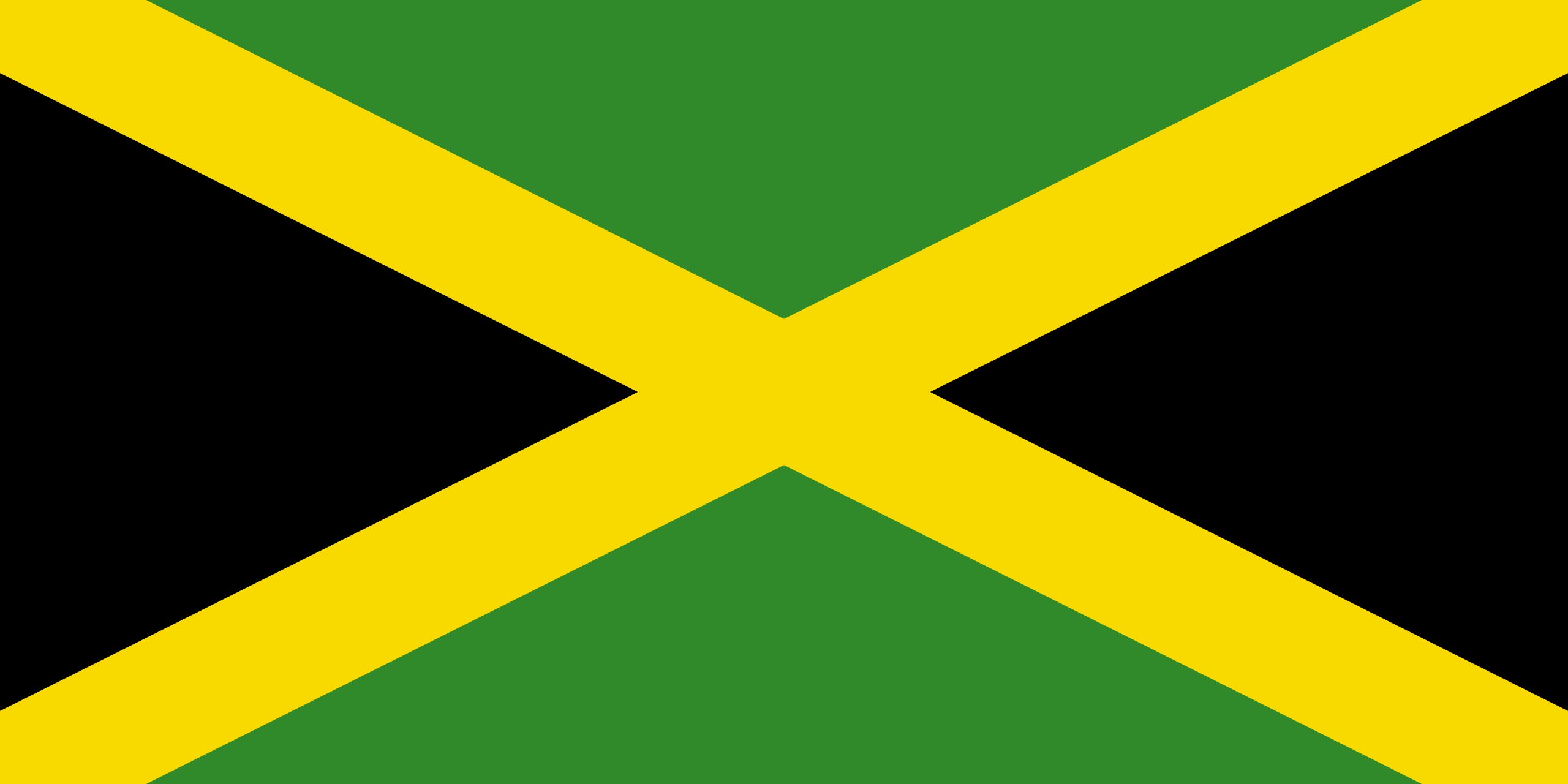 jamaica, Land, Emblem, Logo, Symbol - Wallpaper HD - Prof.-falken.com
