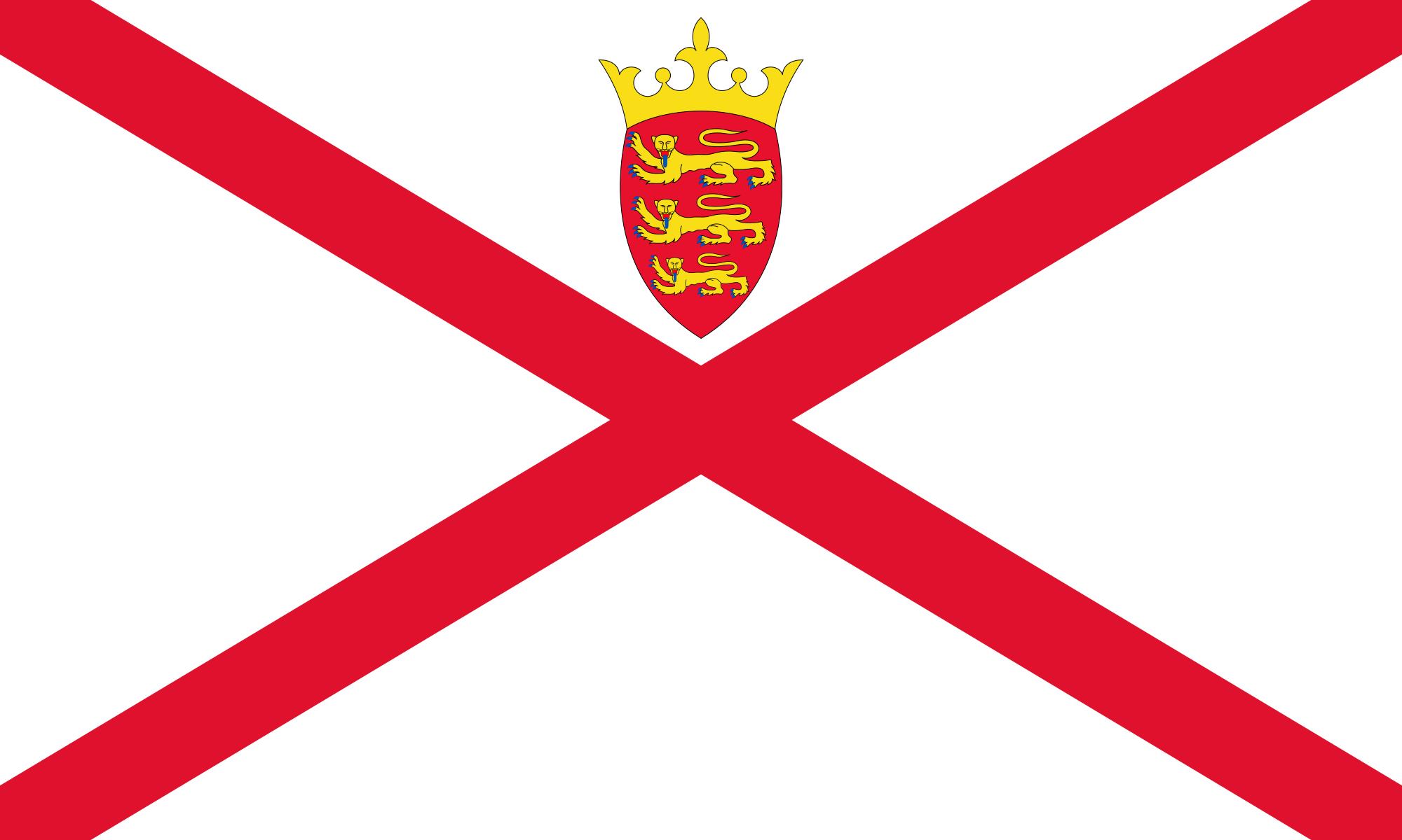 jersey, país, emblema, insignia, シンボル - HD の壁紙 - 教授-falken.com