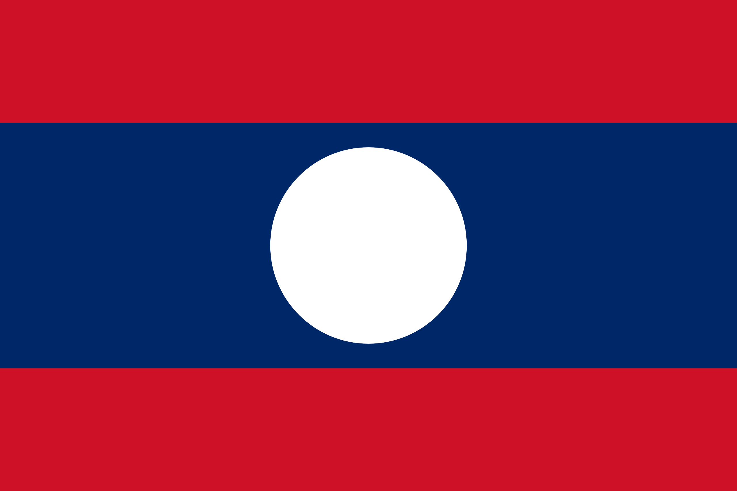 Laos, pays, emblème, logo, symbole - Fonds d'écran HD - Professor-falken.com