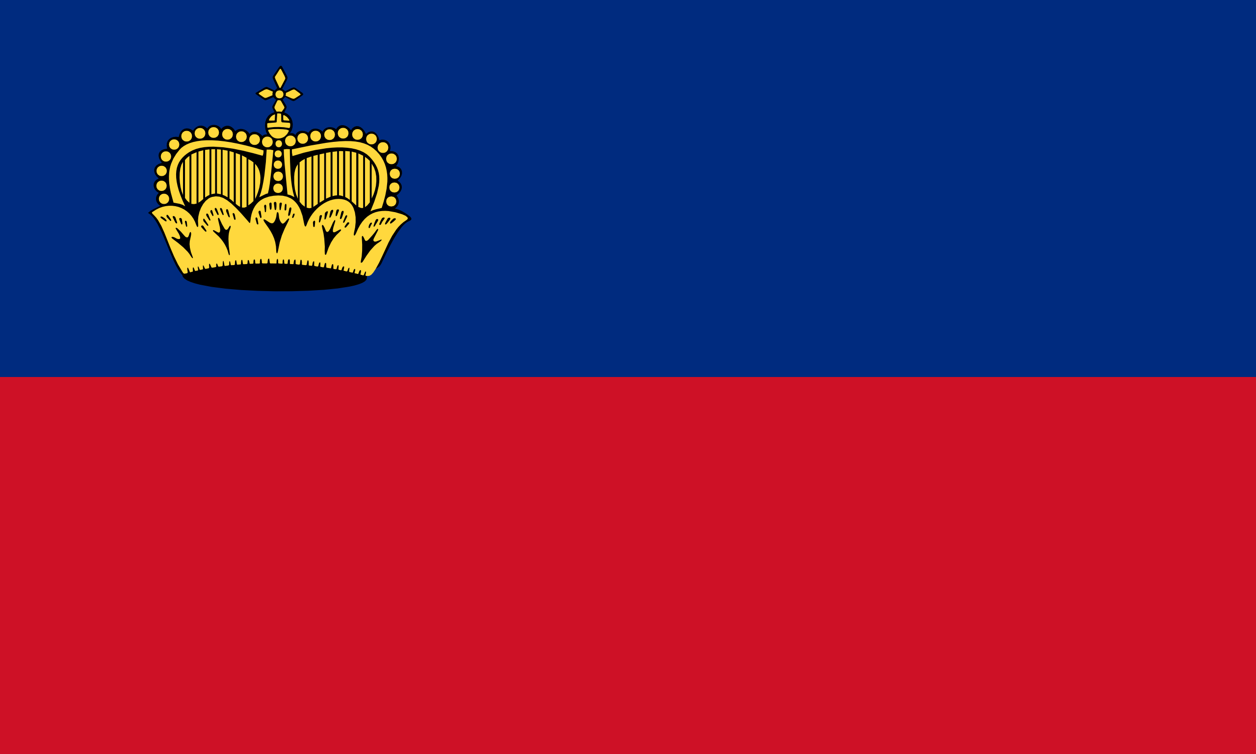 Liechtenstein, país, Brasão de armas, logotipo, símbolo - Papéis de parede HD - Professor-falken.com