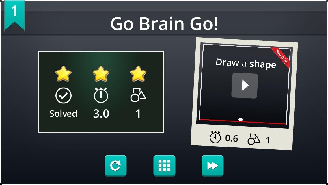 Brain It On!, un verdadero rompecabezas con múltiples soluciones - Image 5 - professor-falken.com