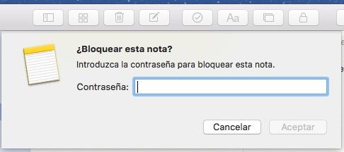Cómo bloquear con una contraseña tus Notas en Mac - Image 3 - professor-falken.com