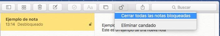 Cómo bloquear con una contraseña tus Notas en Mac - Image 4 - professor-falken.com