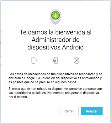 Как найти ваш Android мобильного телефона, если вы потеряли его или не помните, где он прервался - Изображение 3 - Профессор falken.com