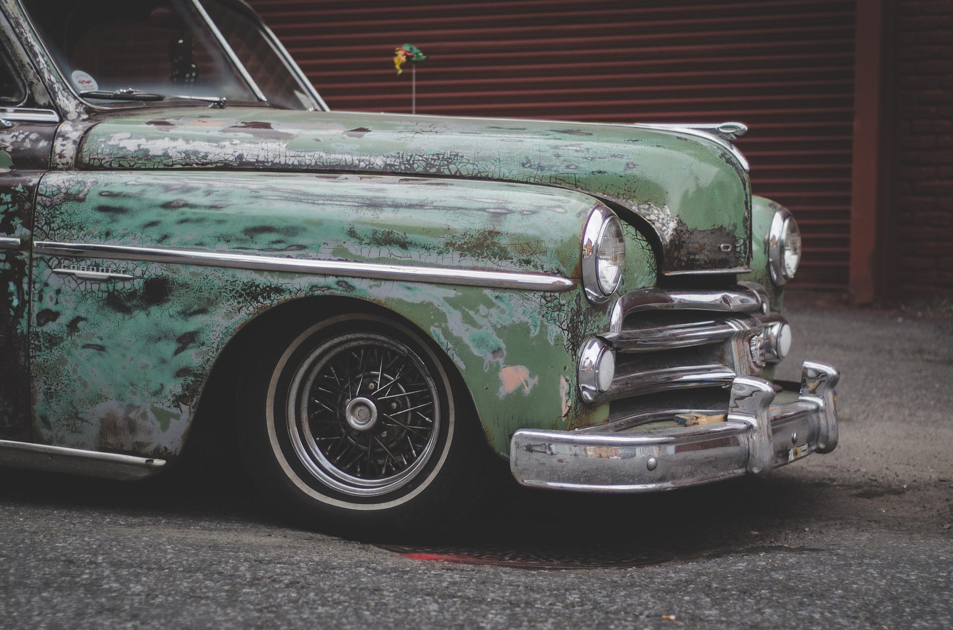 Auto, Jahrgang, Klassiker, Retro, alt, schmutzige, Automobil - Wallpaper HD - Prof.-falken.com