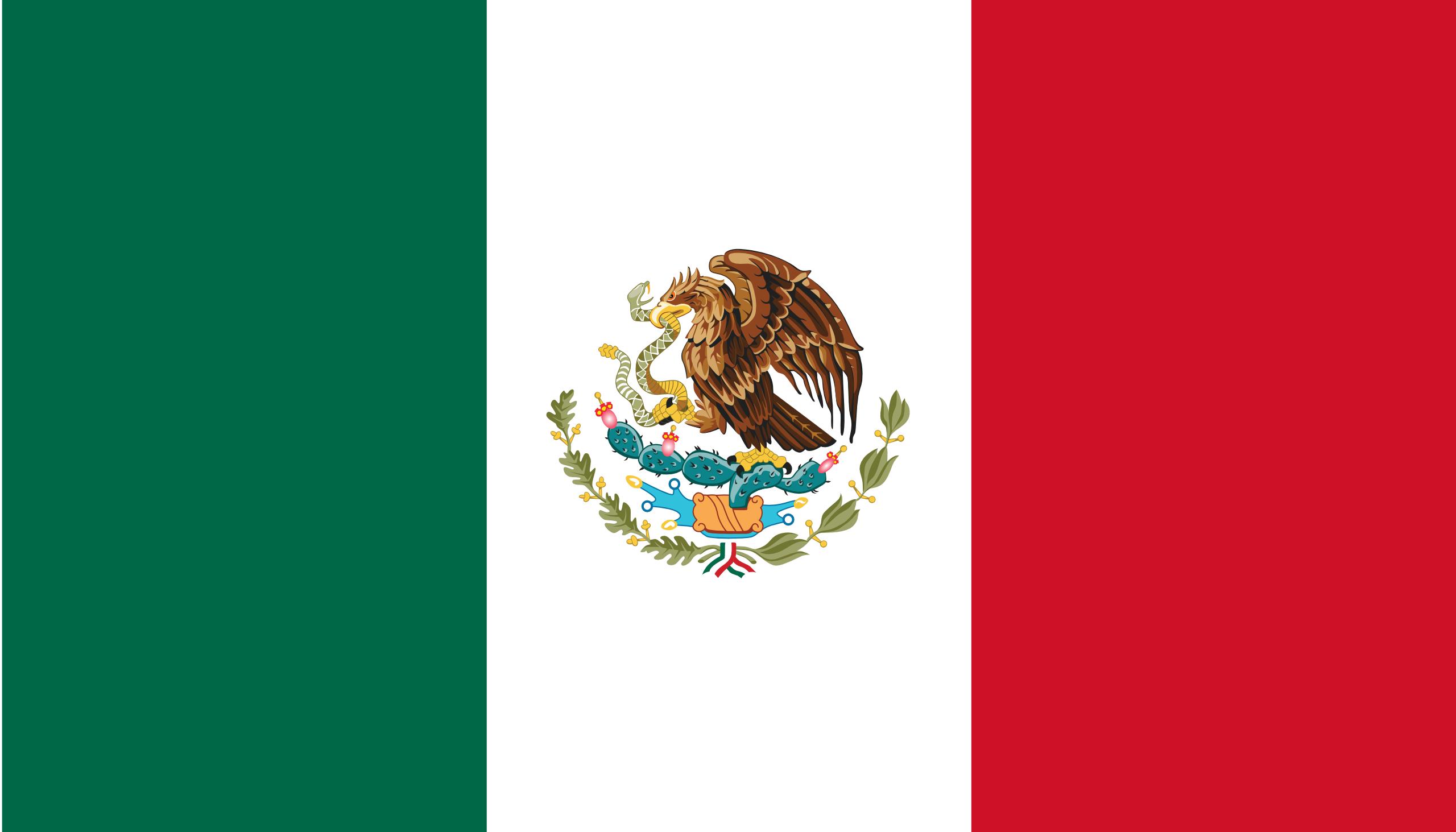 méxico, país, emblema, insignia, シンボル - HD の壁紙 - 教授-falken.com