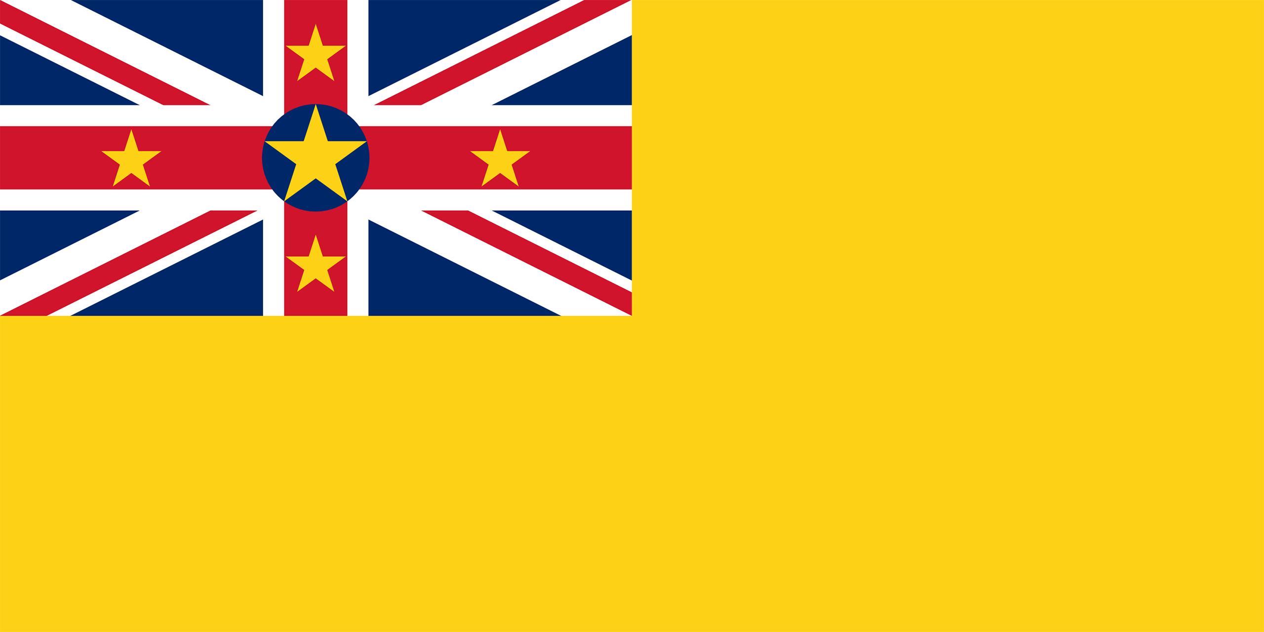 niue, страна, Эмблема, логотип, символ - Обои HD - Профессор falken.com