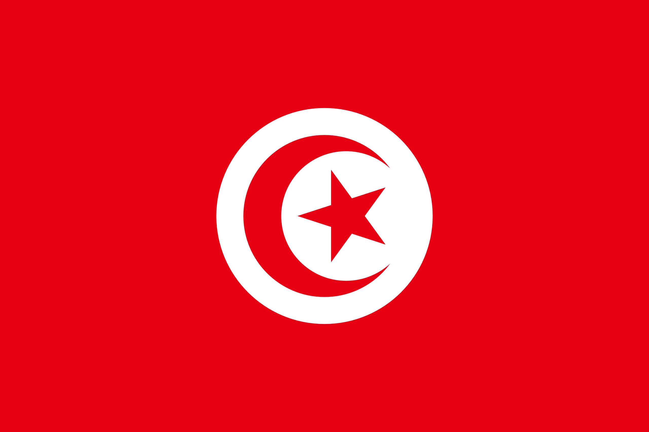 túnez, страна, Эмблема, логотип, символ - Обои HD - Профессор falken.com