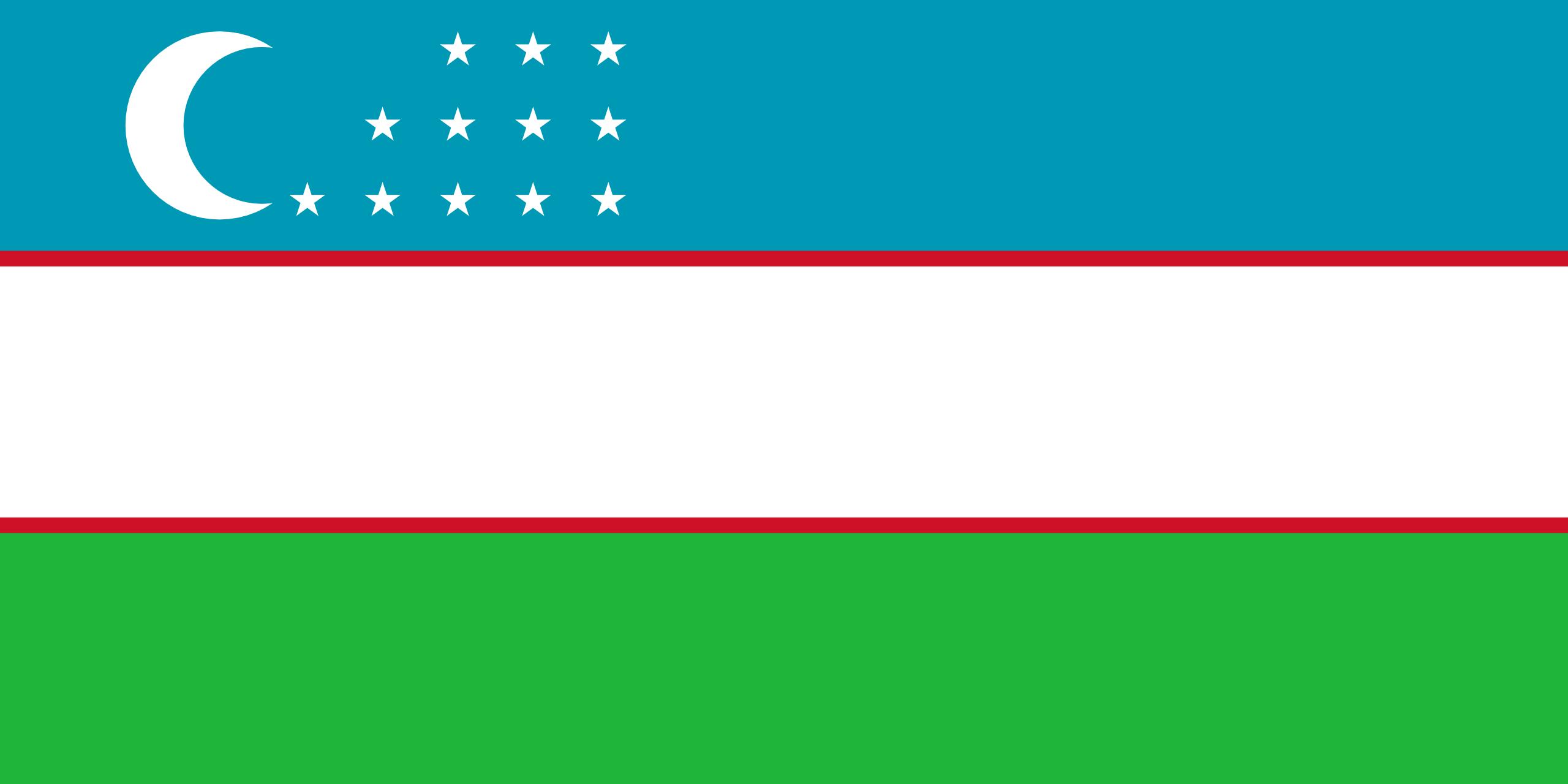 Ouzbékistan, pays, emblème, logo, symbole - Fonds d'écran HD - Professor-falken.com