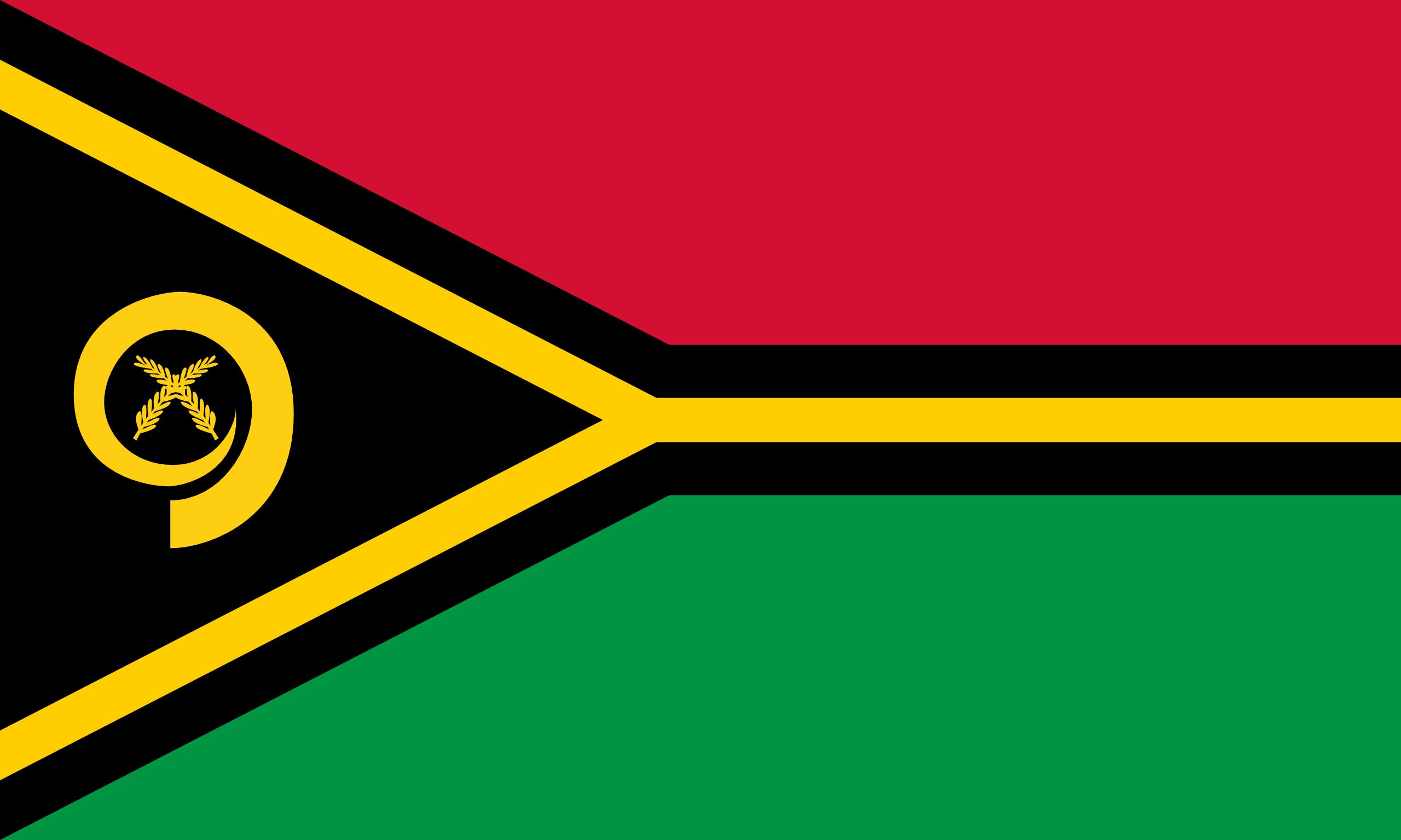Vanuatu, Land, Emblem, Logo, Symbol - Wallpaper HD - Prof.-falken.com