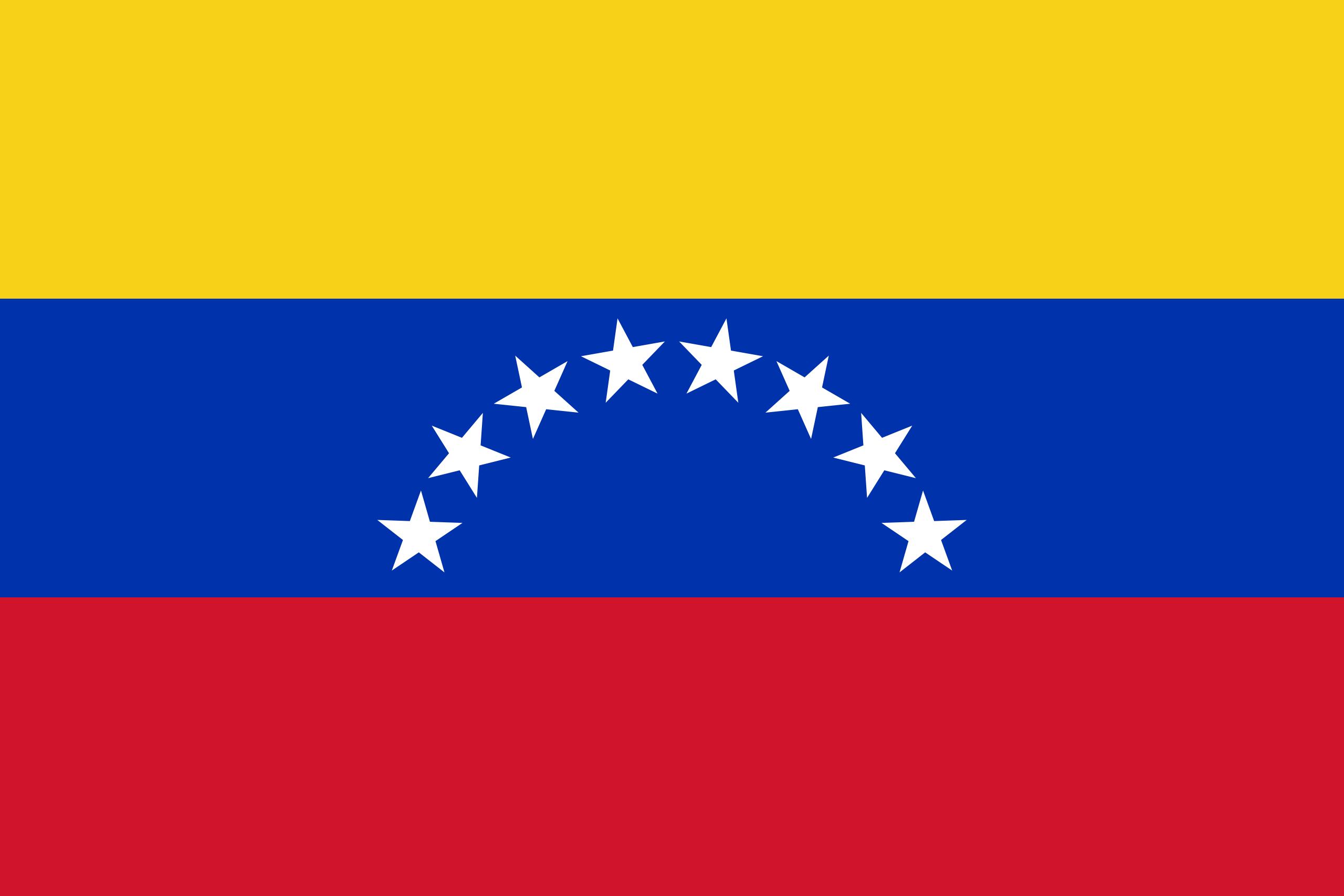 venezuela, страна, Эмблема, логотип, символ - Обои HD - Профессор falken.com