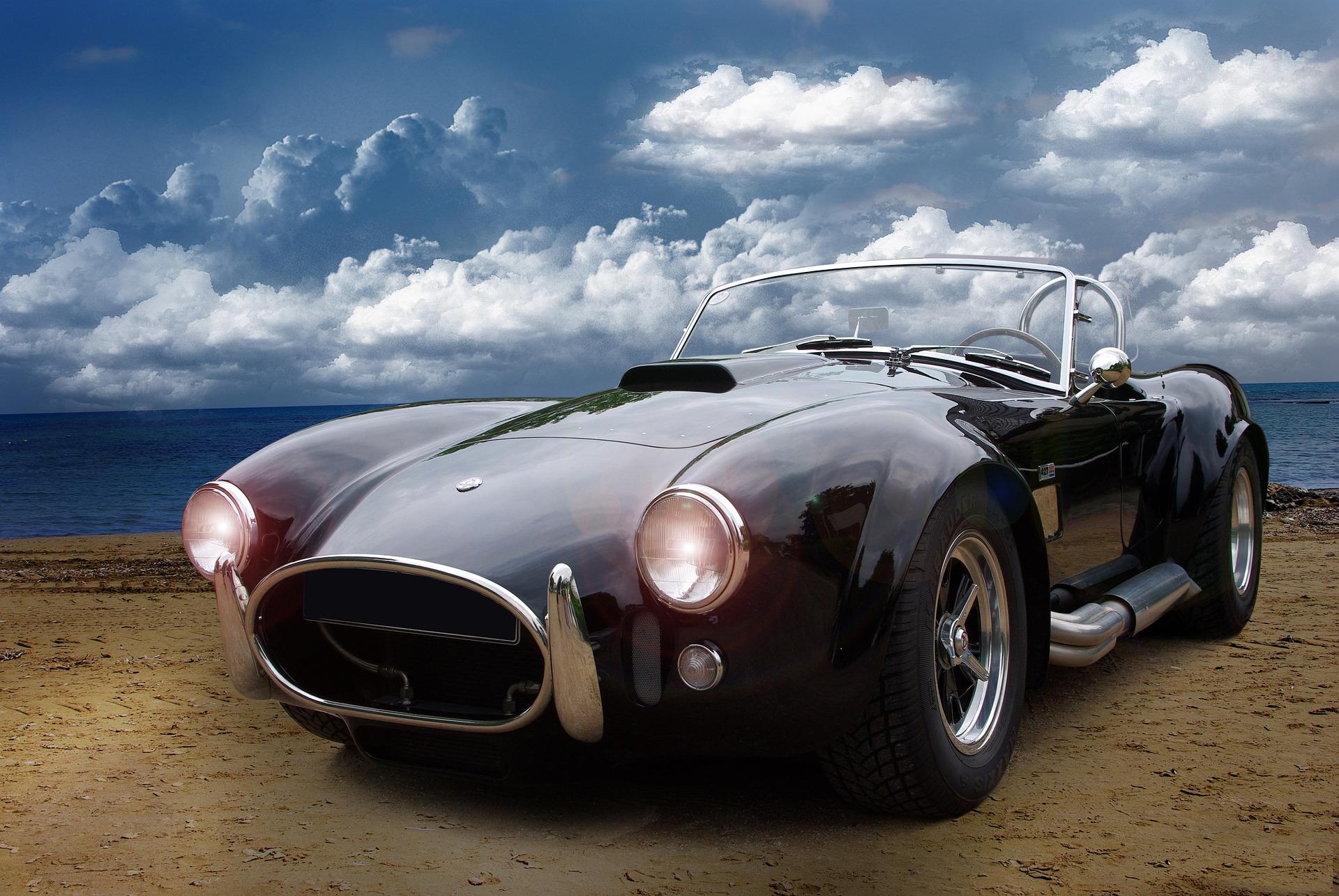 Auto, Cobra, Klassiker, Zeit, Automobil, Jahrgang - Wallpaper HD - Prof.-falken.com