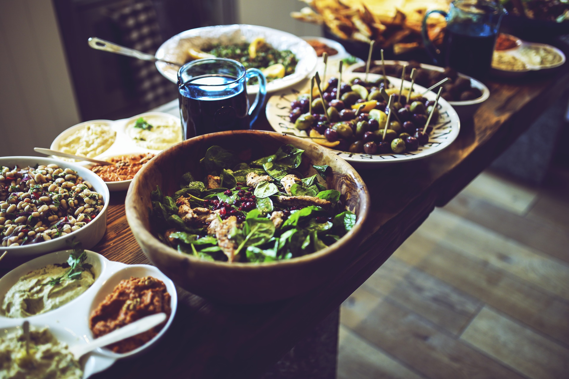 comida, Salada, produtos hortícolas, saudável, cozinha, delicioso - Papéis de parede HD - Professor-falken.com