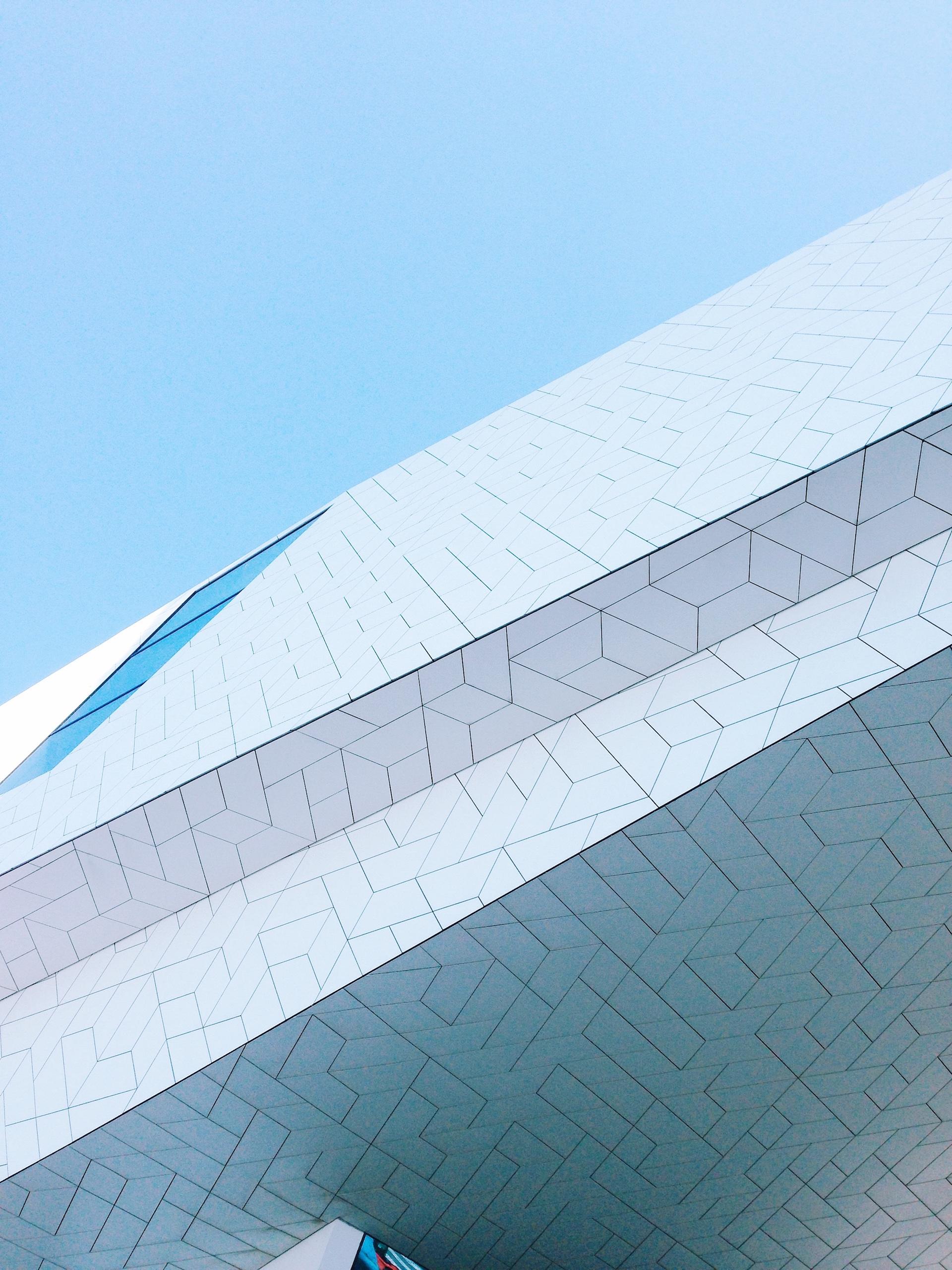 costruzione, facciata, architettura, progettazione, modernità - Sfondi HD - Professor-falken.com