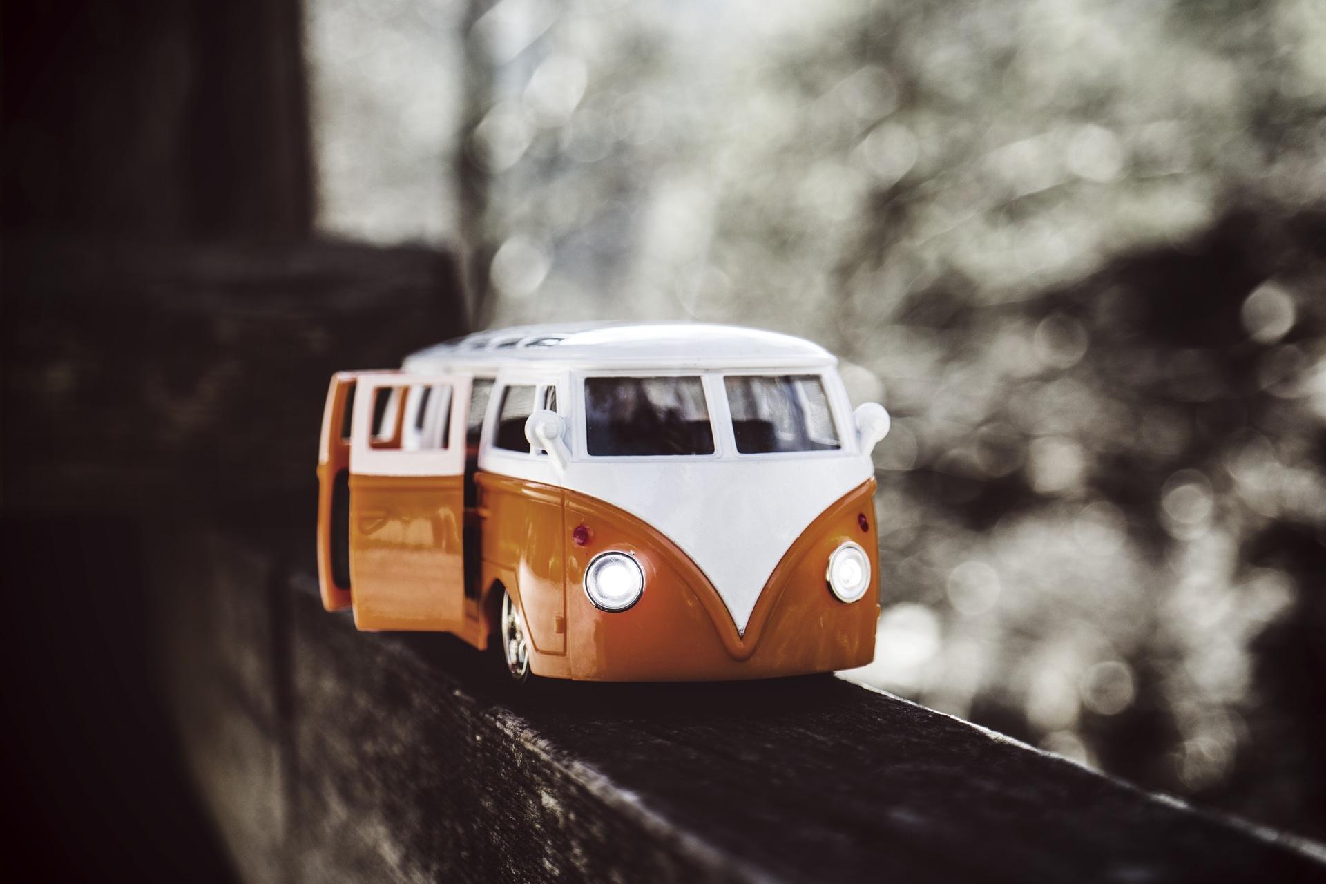 furgoneta, vehículo, juguete, hippie, amor, paz, volkswagen - Fondos de Pantalla HD - professor-falken.com