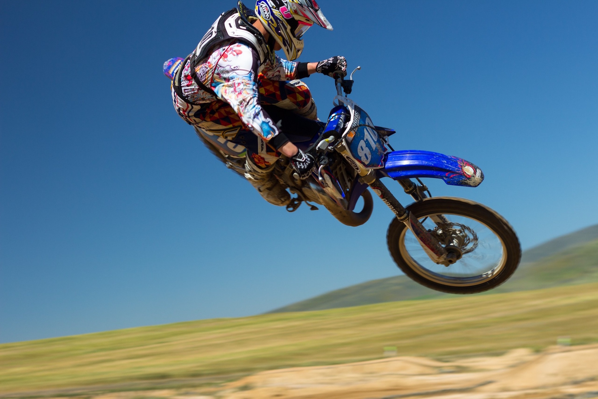 μοτοσικλέτα, άλμα, καριέρα, κινδύνου, ανταγωνισμού - Wallpapers HD - Professor-falken.com