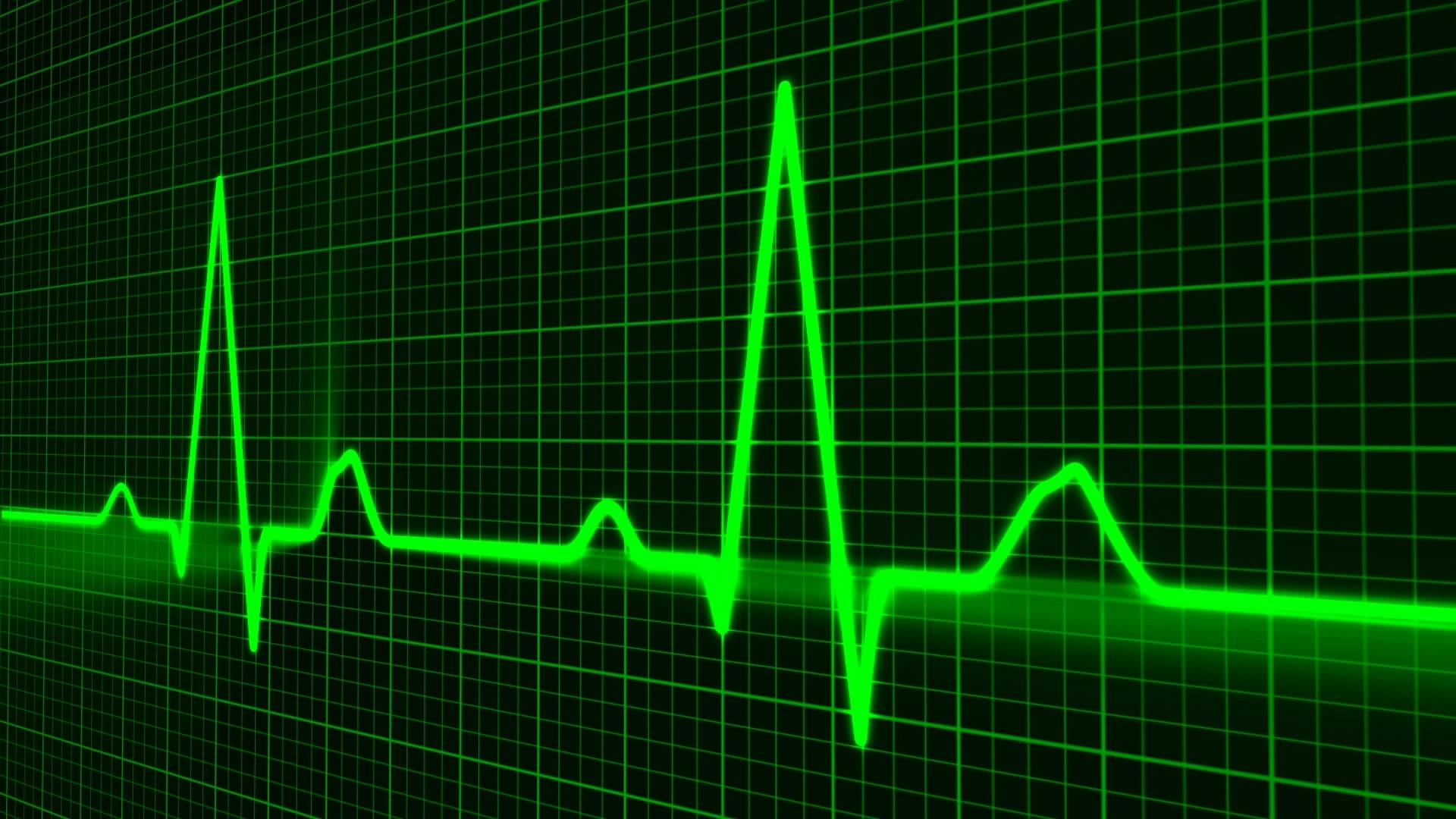 pulso, ritmo, cardiograma, osciloscopio, corazón - Fondos de Pantalla HD - professor-falken.com