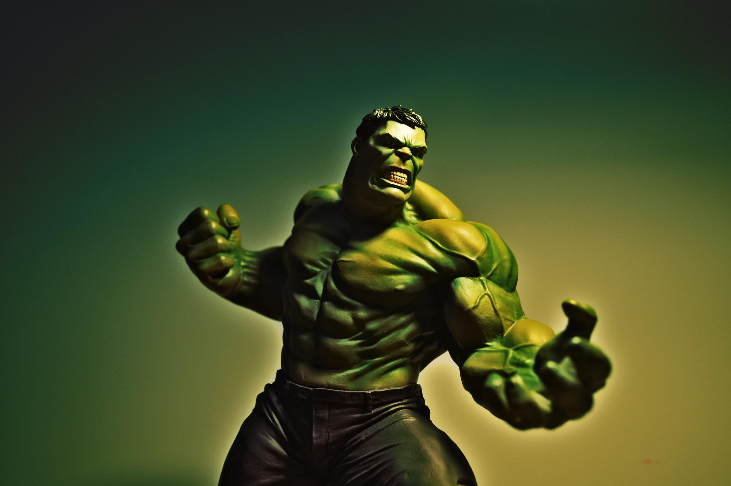 Hulk, Θαύμα, υπερήρωα, δύναμη, μύες - Wallpapers HD - Professor-falken.com