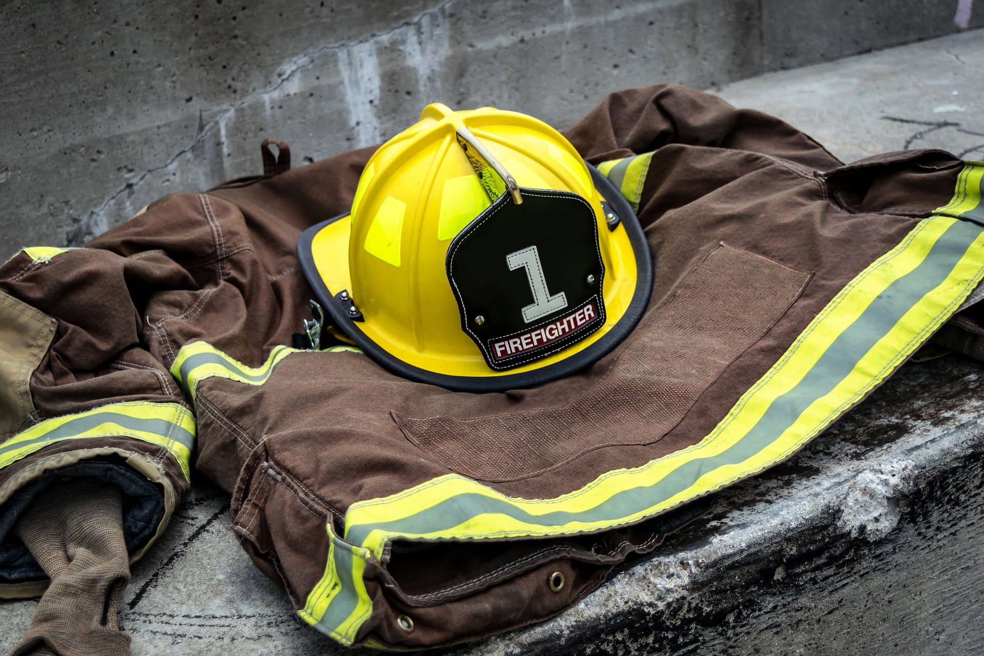 bombero, ropa, trabajo, héroe, uniforme - Fondos de Pantalla HD - professor-falken.com