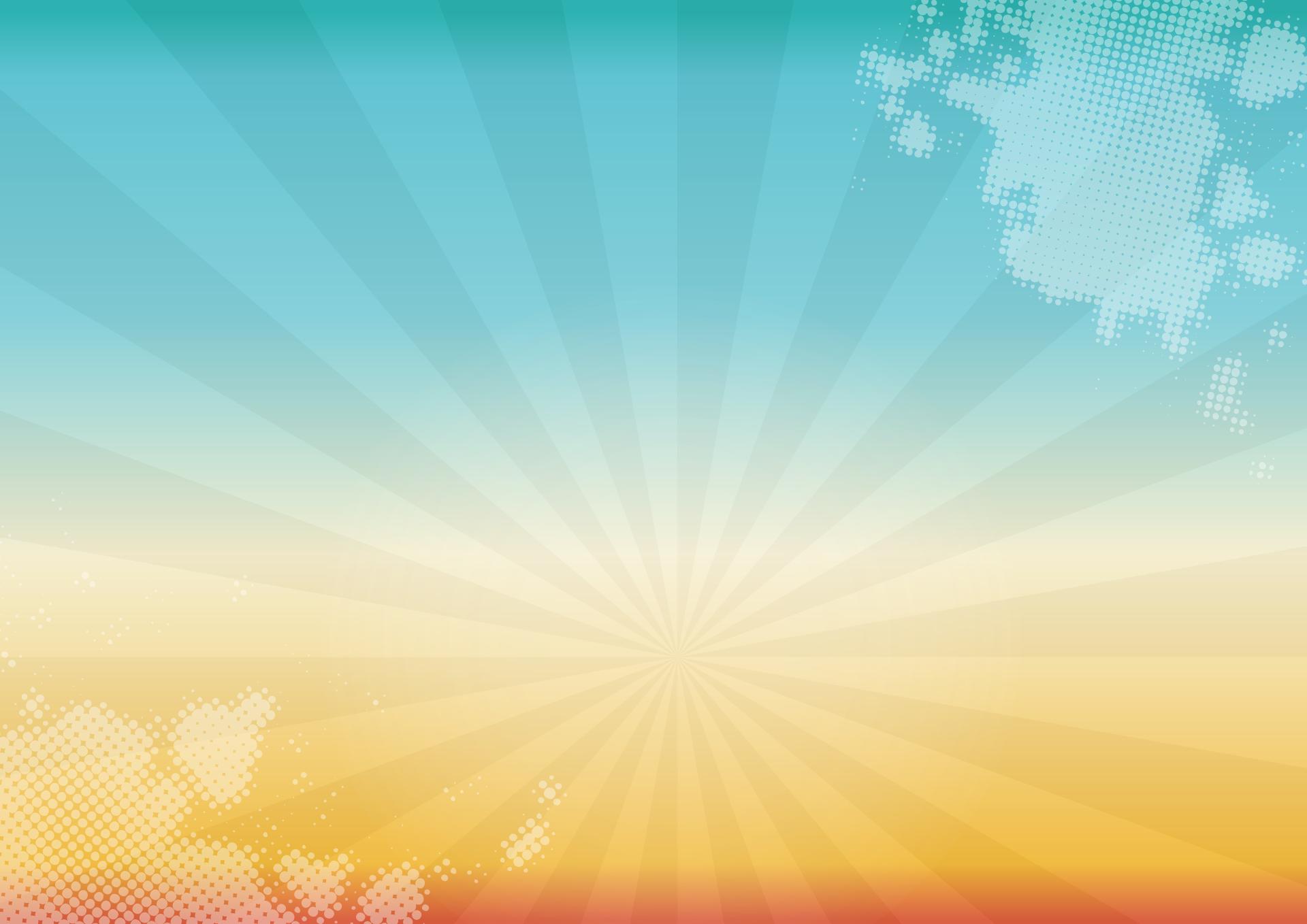 degradado, rayos, luces, nubes, colorido - Fondos de Pantalla HD - professor-falken.com