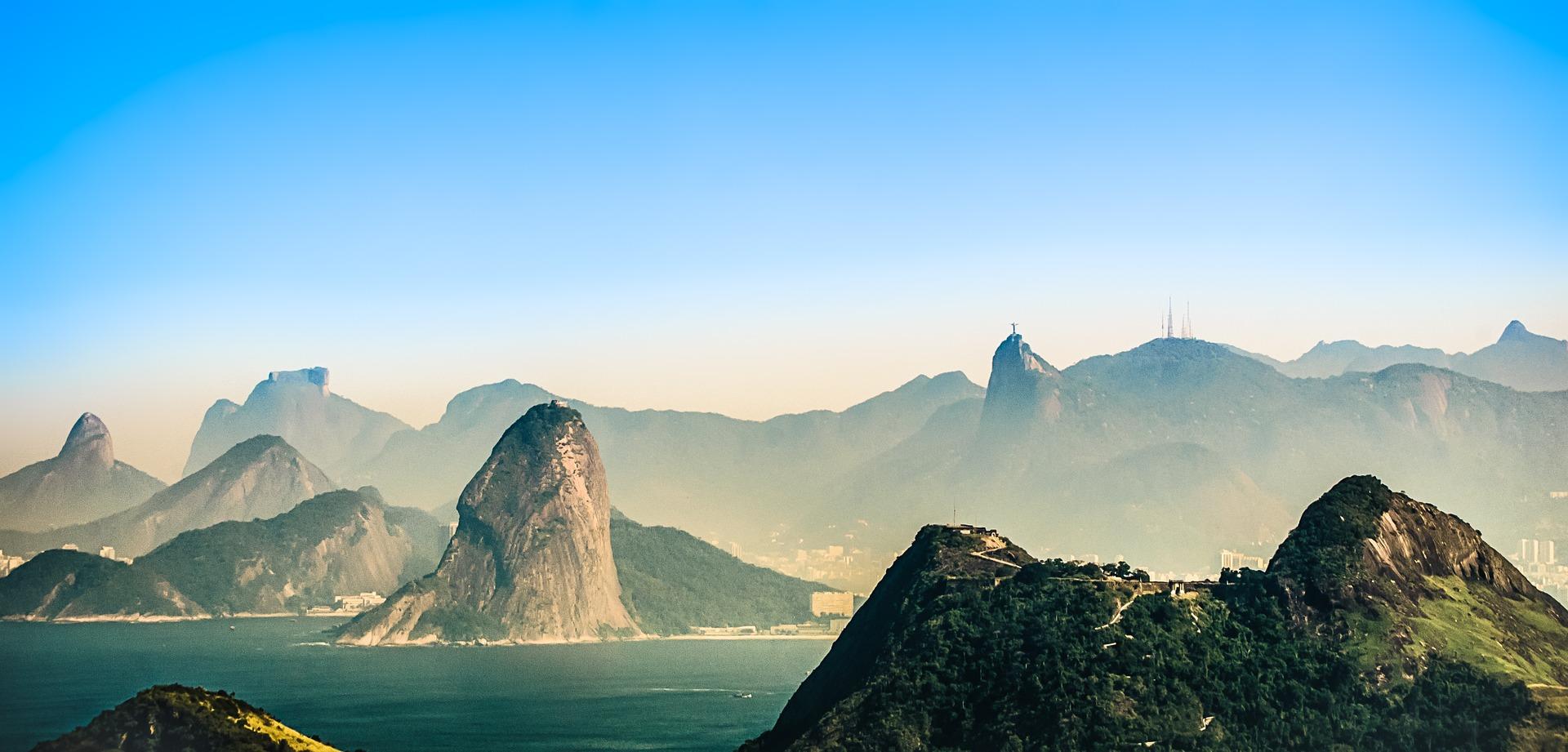 在里约热内卢度假, 巴西, 基督的救赎, 奥林匹克运动会, 奥运会 - 高清壁纸 - 教授-falken.com