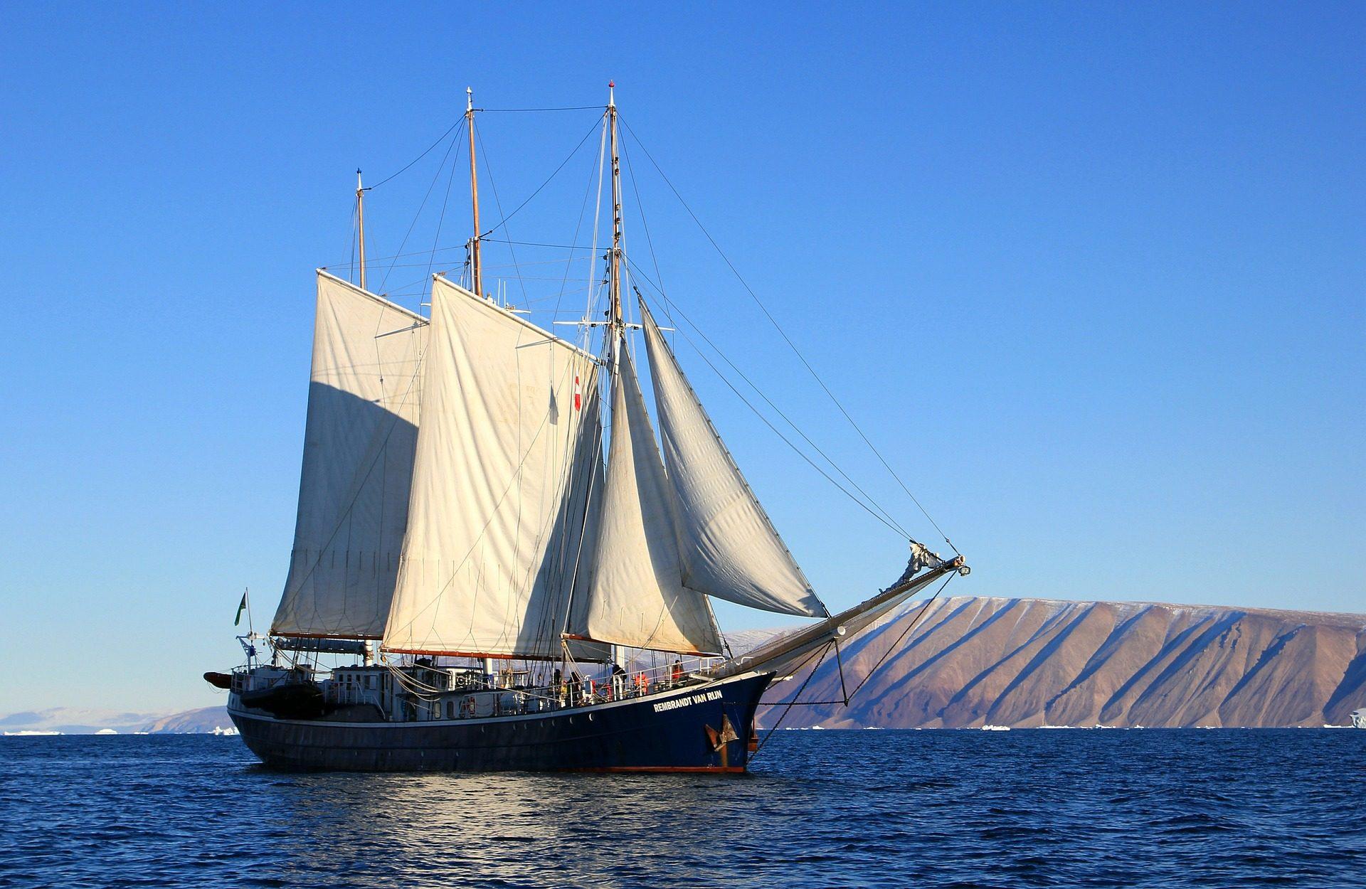 ヨット, ボート, 船, océano, 海 - HD の壁紙 - 教授-falken.com