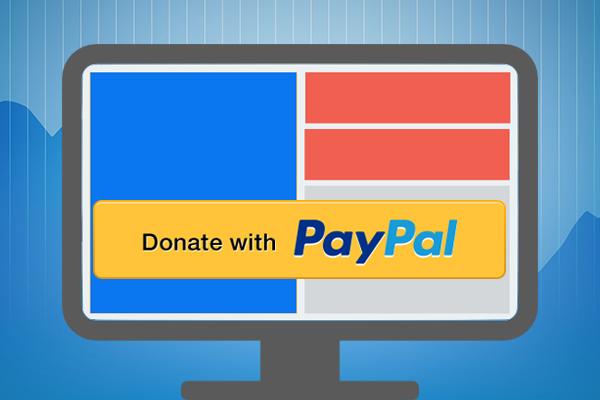 Come inserire un pulsante di donazione tramite Paypal nel sito web - Professor-falken.com