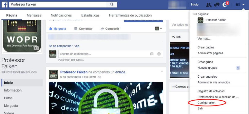 Πώς να κατεβάσετε ένα αντίγραφο του όλες τις πληροφορίες που έχετε κοινοποιήσει στο Facebook - Εικόνα 1 - Professor-falken.com