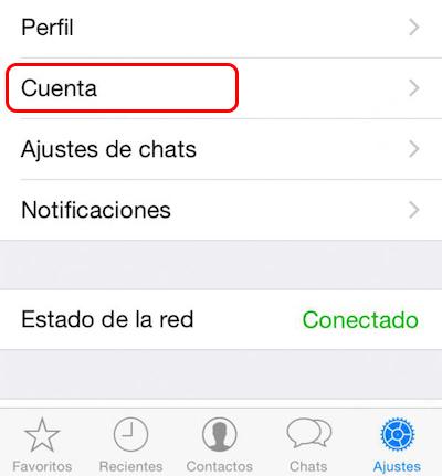 Como esconder o tempo da sua última conexão ao WhatsApp no seu iPhone - Imagem 1 - Professor-falken.com